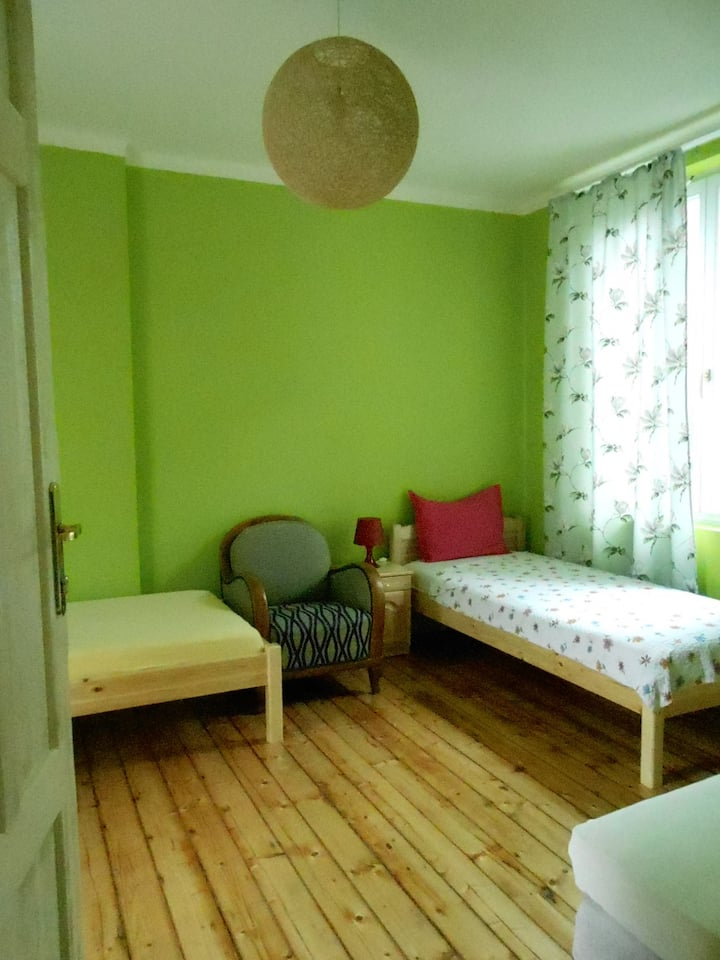 Private Quadruple room