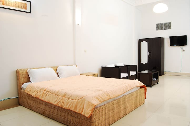 Studio Near Independence Monument - Phnom Penh - Haus
