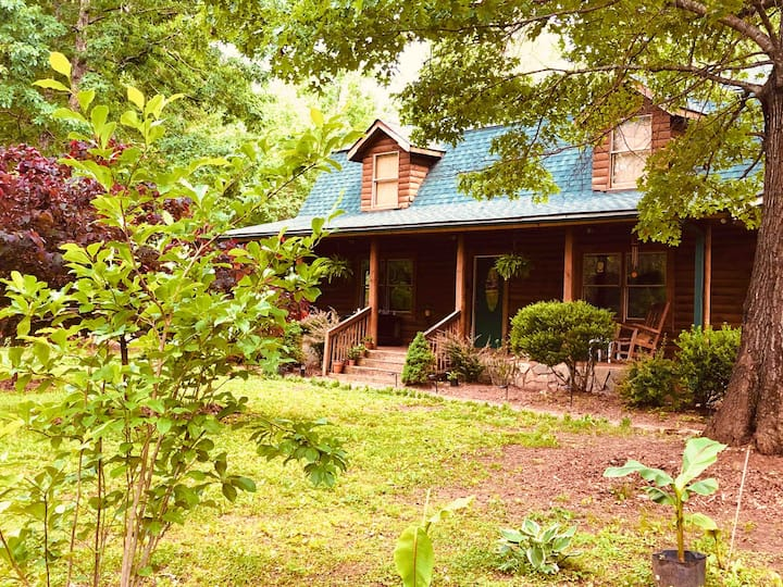 Carolina cozy cabin