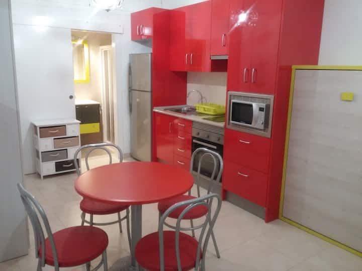 Apartamento nuevo en la mejor zona de La Manga
