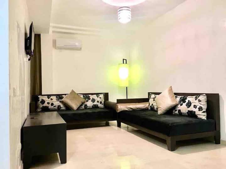 Agréable appartement hivernage marrakech 4 /p