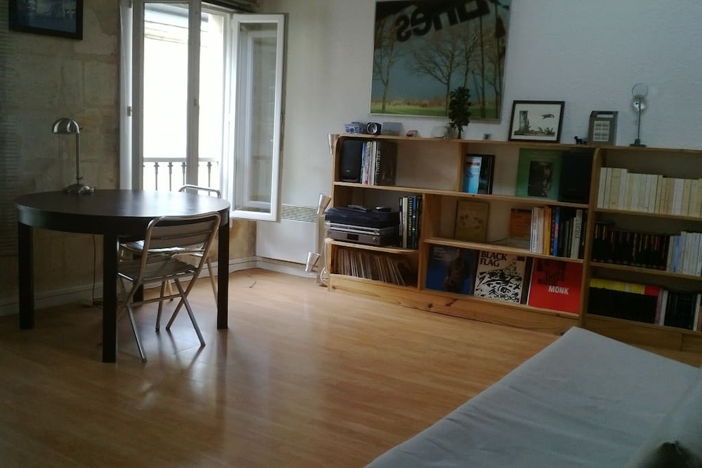 Appartement hypercentre tres calme appartements louer for Bordeaux appartement a louer