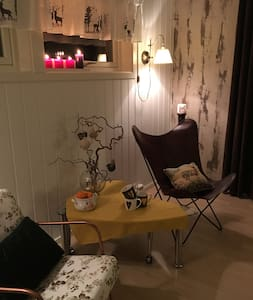Modern and cozy flat in the center of Kirkenes! - Kirkenes