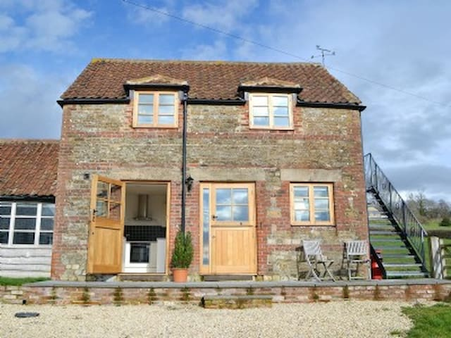 Heath House Farm Barn - Chapmanslade - Casa