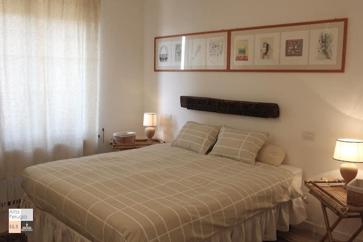 Alta Perugia Bed&Breakfast Camera B