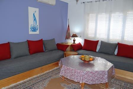 Charmant appart à proximité medina - Asilah