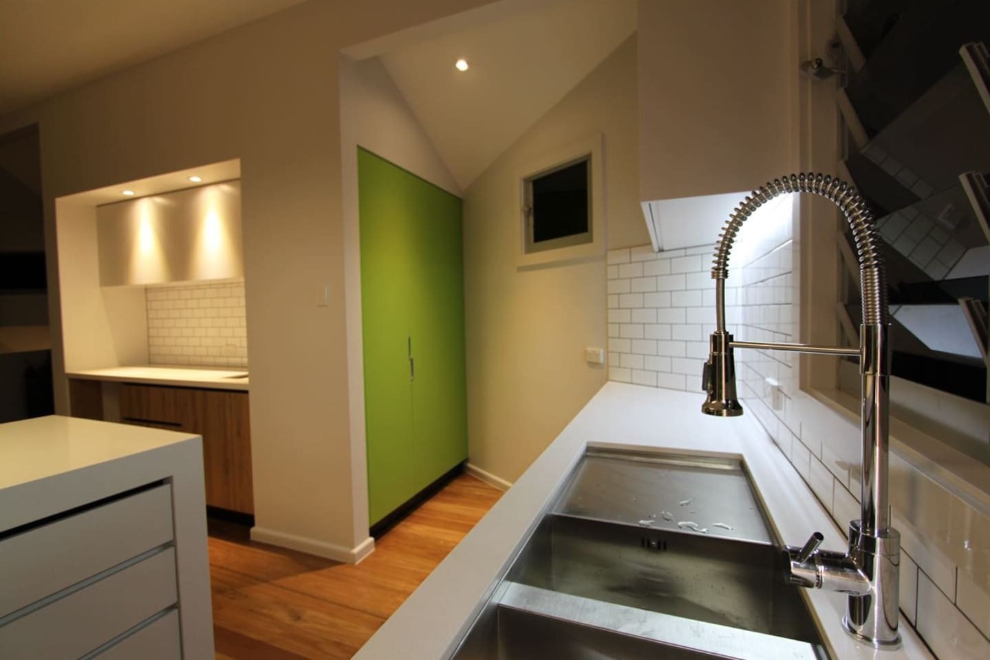 A magnificent kitchen you wont even mind washing up!