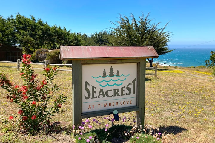 Seacrest at Timbercove - 3 bedroom on Ocean Bluff