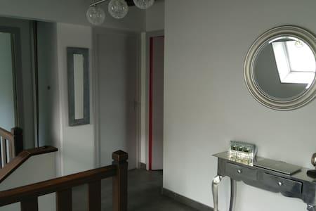 Chambres privées dans maison idéalement située! - Saint-Priest-en-Jarez