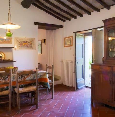 Maison en pierre dans petit hameau - Province of Arezzo - Casa