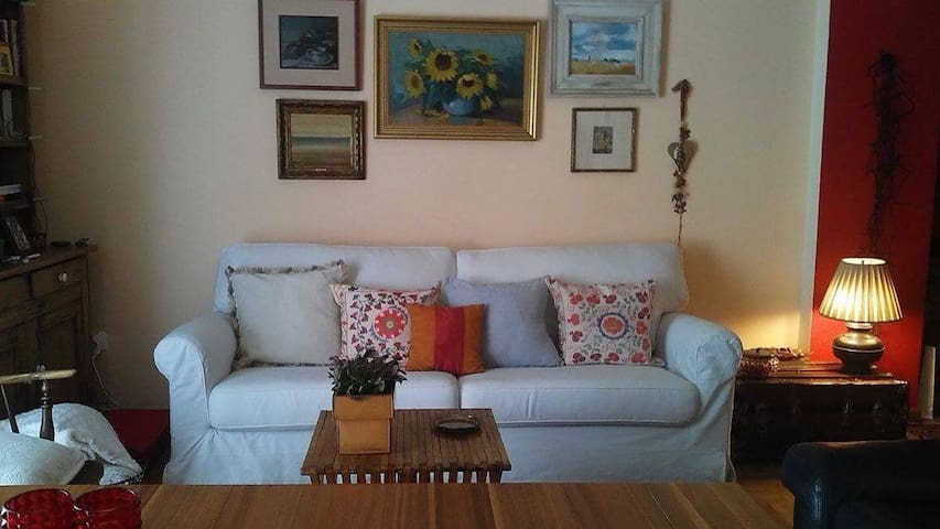Cute apartment in the best place in Athens - Athina - Appartamento