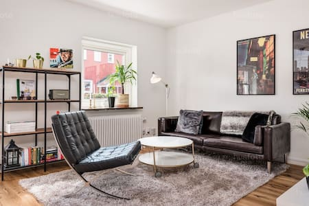 A newly renovated accommodation in central Falun