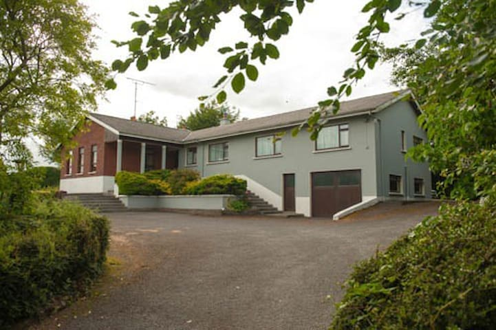 Fort Hous(URL HIDDEN)Double room - Westmeath - Bed & Breakfast