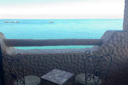 Beachfront Penthouse On Sandy Beach - Puerto Peñasco - 公寓