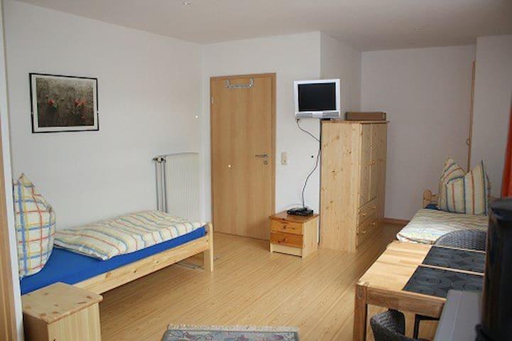 Zimmervermietung Schleusenblick - Brunsbüttel - Rumah