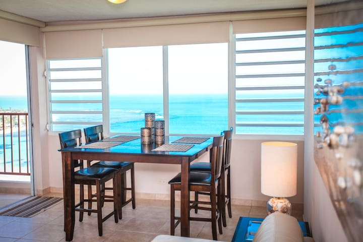 Breathtaking Ocean View Condo!!!