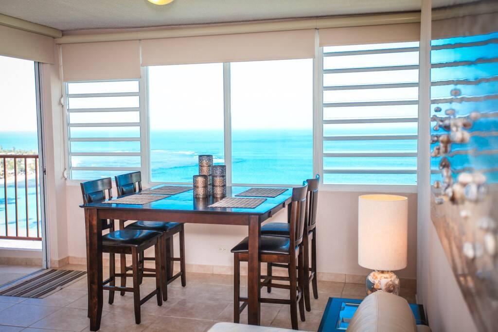 Breathtaking ocean view condo apartamentos para for Armadi california porto rico