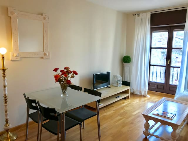 Apartamento Deluxe en la Plaza Mayor de Zamora - Zamora - Apartament