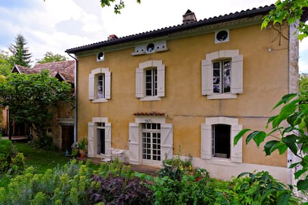 Sun facing, family-friendly house - Saint-Marcel-du-Périgord - House