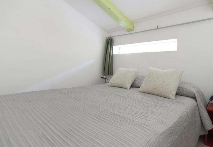 สะดวกสบายอพาร์ทเม้น 1 ห้องนอน