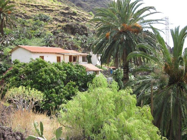 Ferienhaus im Valle Gran Rey