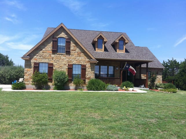 Rent a real TEXAS house for F1 - Dripping Springs - Casa
