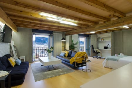 Your luxury loft in pamplona center - Pampeluna