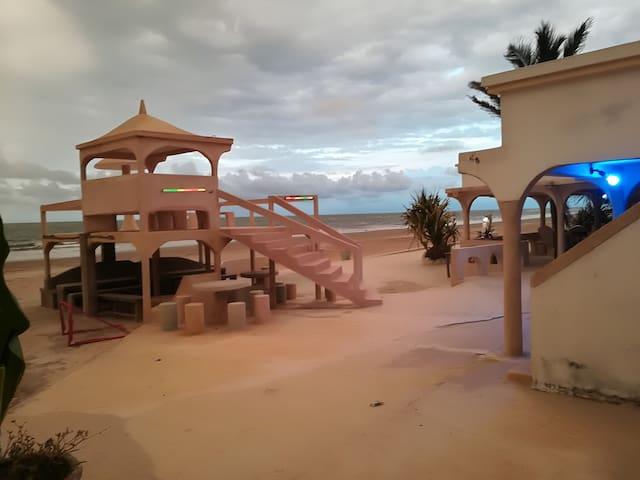 Hotel bar de la mer