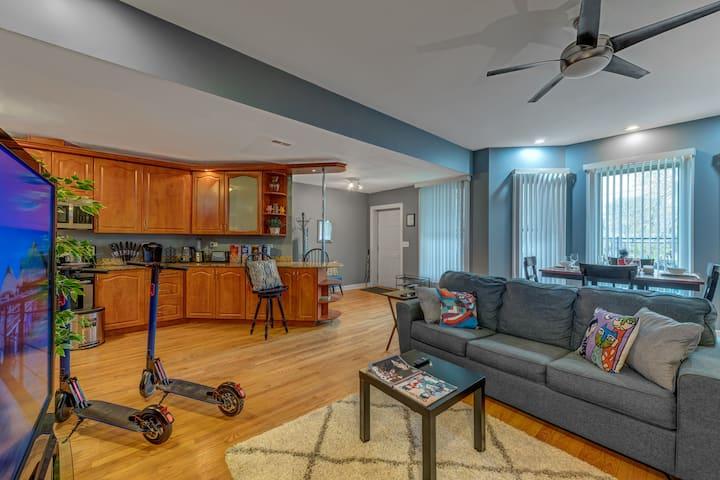 Airbnb super host apartments tour