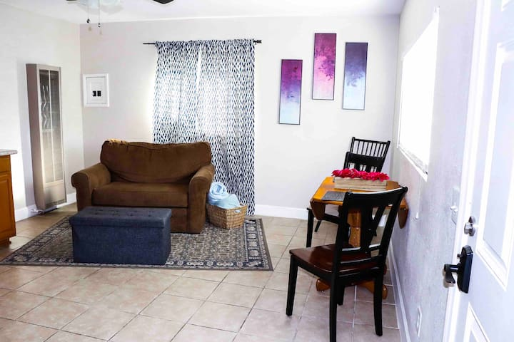 KING&Twin Bed, Fast Wifi&Private Parking