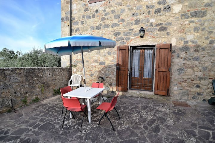 Rural farm apt btw Siena & Florence - Colle di Val d'Elsa - Appartement