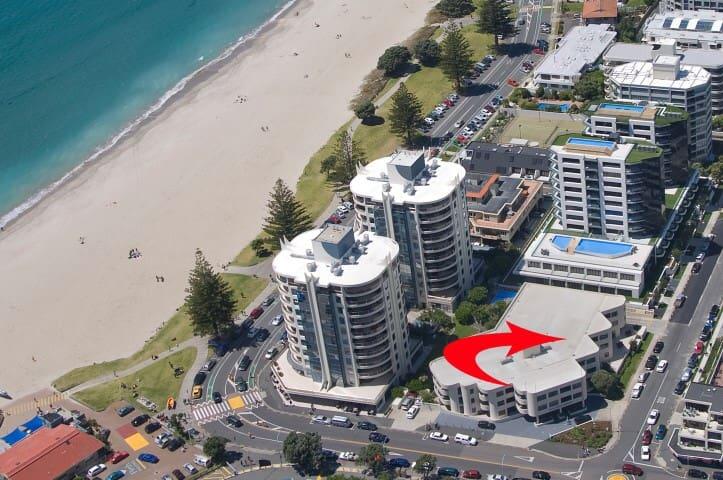 Mt Manuganui Beach Holiday Accommodation - Tauranga - Appartement