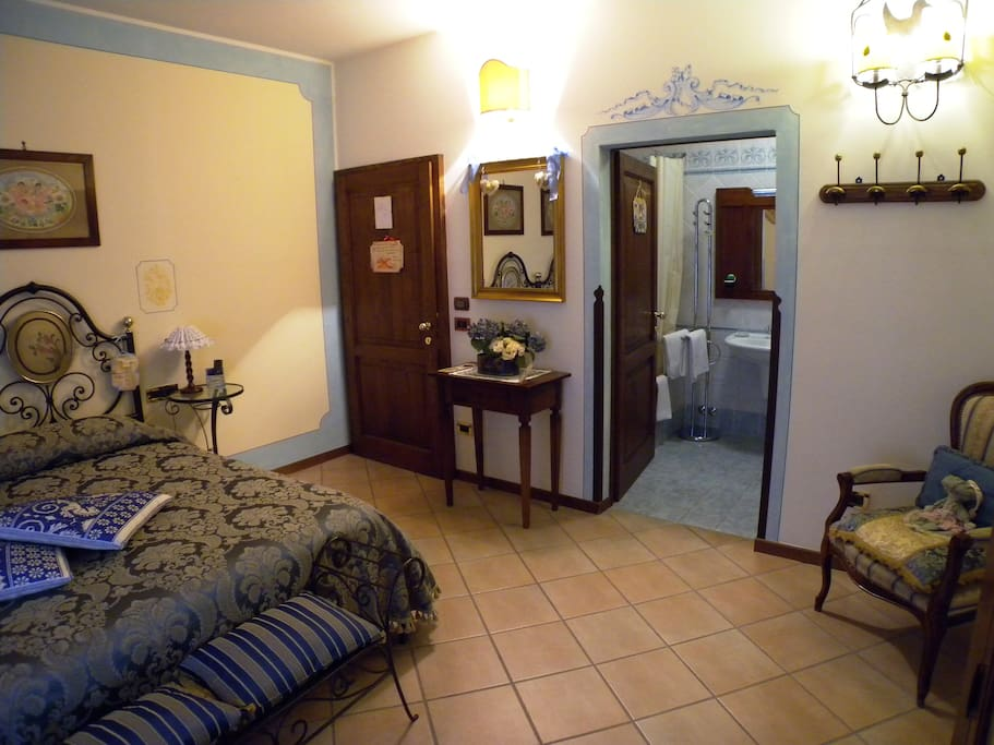 Double room in the best B&B Assis i