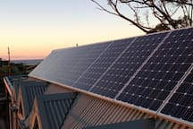 Cool the Globe. We like to do our bit for the environment so have installed a 2.5kw Solar Power System