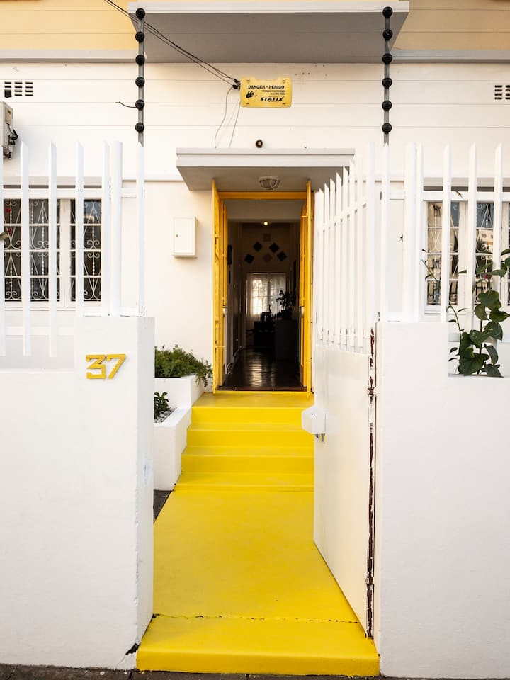 One Way Yellow | Boutique Guesthouse
