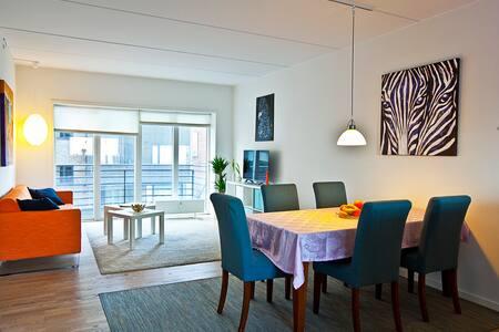 Charmerende lejlighed tæt på alt - Frederiksberg