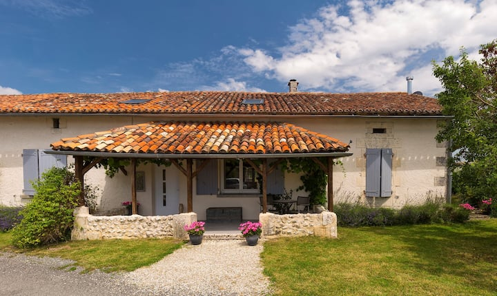 Charming Farmhouse in Dordogne with  private pool