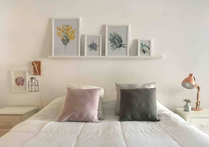 Best place to live Buenos Aires - Recoleta studio