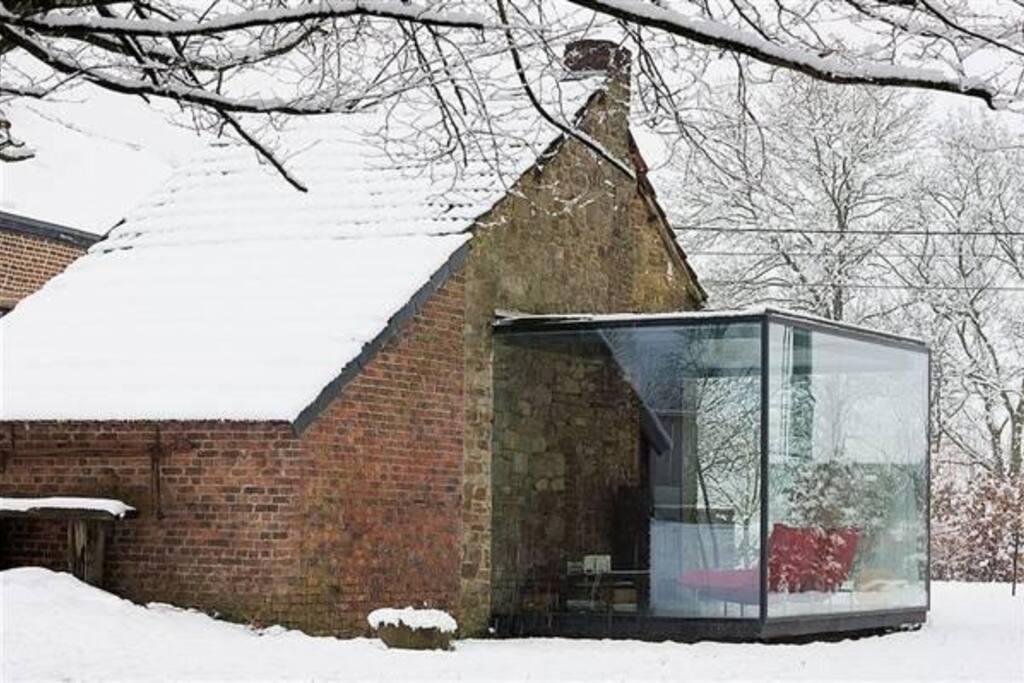 Maison Roly by Bruno Erpicum ((Photo Jean-Luc Laloux)