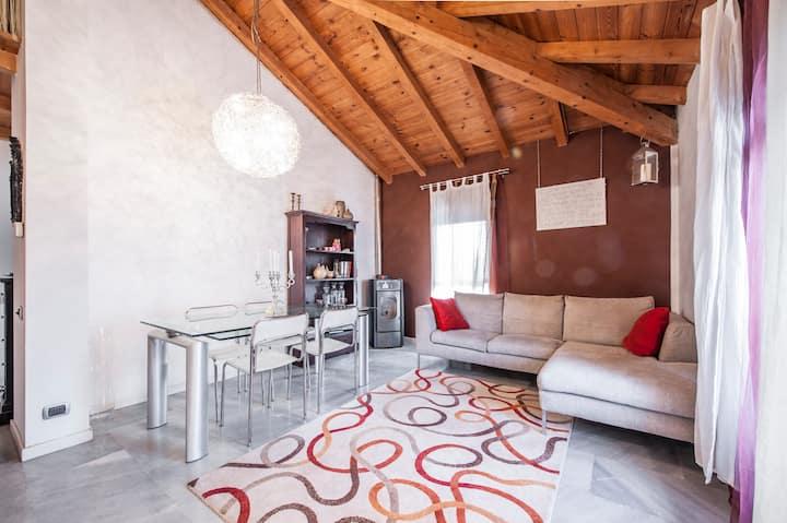 Apartment in Bergamo