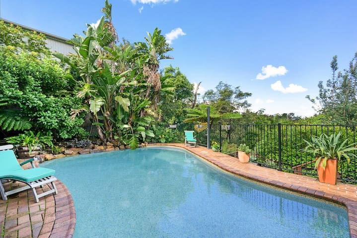 Sydney Urban Rainforest - Pool, 3 Bedrooms, 3 Bath
