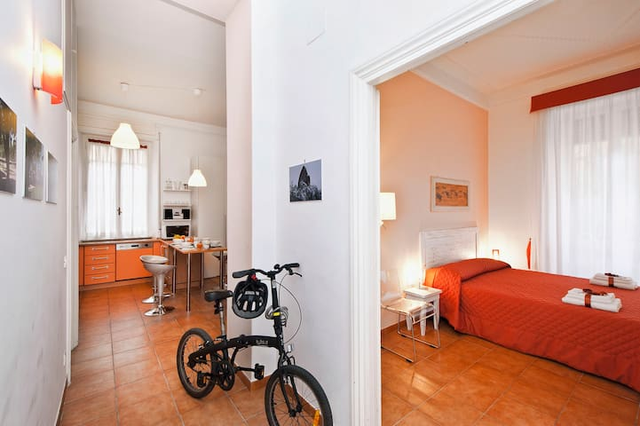 Bed & Bike 3 Parchi-Villa Borghese