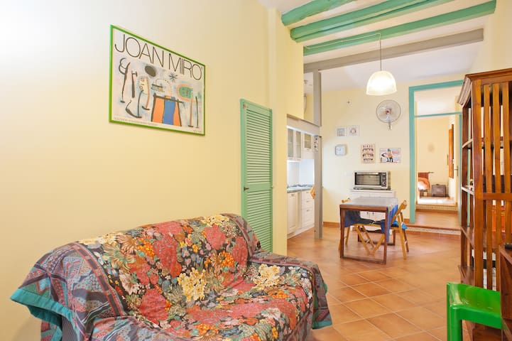 Lovely apartment in the old town - Cagliari - Daire