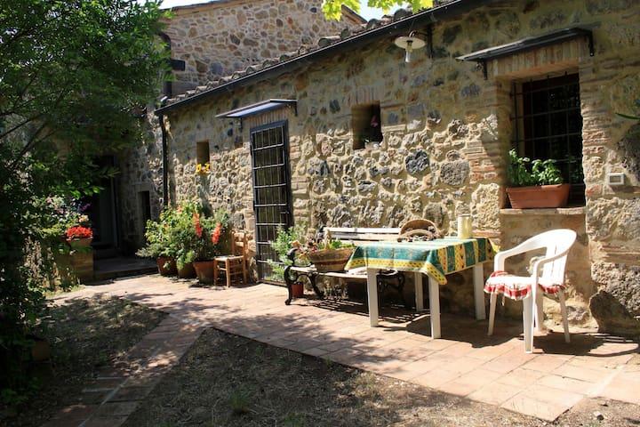 Farmhouse Il Focolare in Tuscany