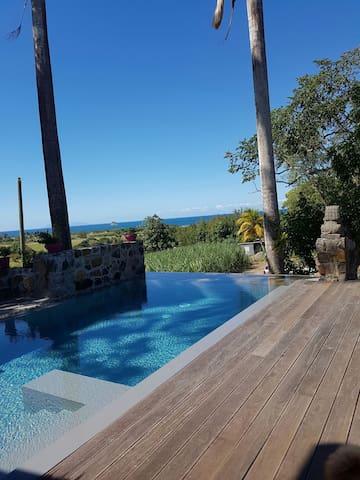 Villa le Plessis - Sainte Rose - Vila