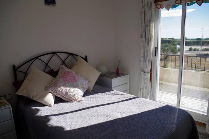 Bedroom near the beach