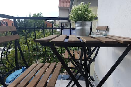 Villa Klibo Apartment with balcony