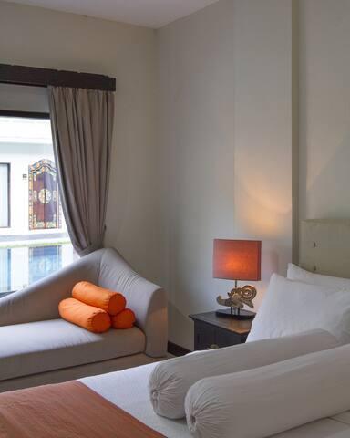 Terrific Room for 2 in Bali - Kuta - Apartamento