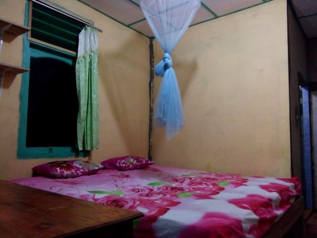 Kwalitas Nias Surf Camp (standard room)