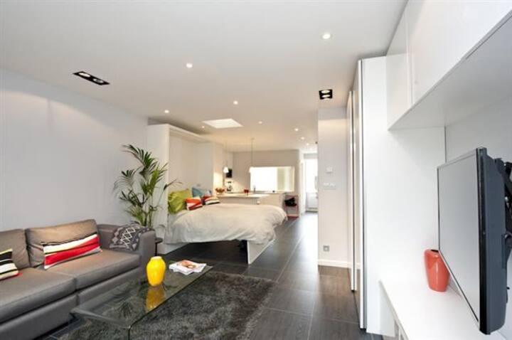 Beautiful Refurbished Modern Studio Apartment
